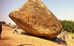 Đem tảng đá rao bán, tiểu hòa thượng bất ngờ với giá trị thật và nhận lại 1 bài học