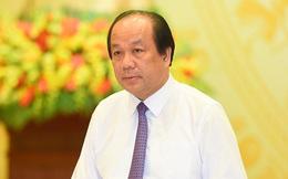 Bộ trưởng Mai Tiến Dũng: Theo luật, không thể cho Thứ trưởng Hồ Thị Kim Thoa thôi việc