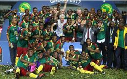 Vượt qua Ai Cập, Cameroon đăng quang CAN 2017
