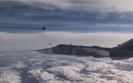 Công bố video thao diễn tiếp nhiên liệu với máy bay ném bom Su-24