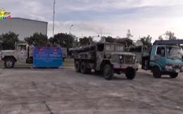 Việt Nam tặng khí tài chuyên dụng cho Hải quân Hoàng gia Campuchia