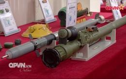 Ấn tượng quân sự Việt Nam tuần qua: Vũ khí hiện đại do Nhà máy Z131 chế tạo