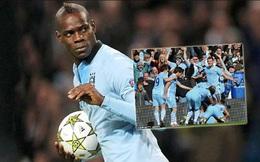 """Cú vung chân bị lãng quên của Balotelli đã làm """"tan nát"""" Old Trafford thế nào?"""