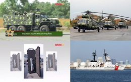 Ấn tượng quân sự Việt Nam tuần qua: Loạt trang bị mới cho Quân đội Nhân dân Việt Nam