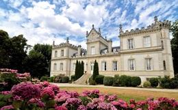 Cận cảnh tư gia trăm tỷ của Triệu Vy tại Pháp, từng là sở hữu của vua Louis XXIII