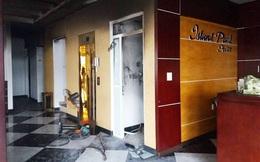 Thông tin về vụ cháy tại khách sạn Island Pearl Tuần Châu, một khách nước ngoài nhập viện