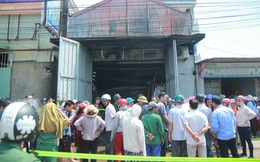 Vụ cháy 8 người tử vong ở Hà Nội: Tạm giữ hình sự thợ hàn