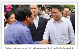 10 phát ngôn vụ Đồng Tâm của Chủ tịch HN Nguyễn Đức Chung
