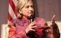 Bà Hillary Clinton: Trung Quốc có thể chọn không làm gì cả trong vấn đề Triều Tiên