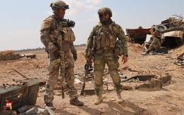 Nga ra đòn Syria, IS chỉ còn kiểm soát dưới 5% lãnh thổ