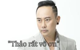 Võ Việt Chung - dựa vào đâu anh nói Đặng Thu Thảo vô ơn?