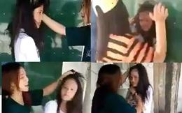 Triệu tập nhóm thiếu nữ đánh hội đồng nữ sinh, quay clip tung lên mạng