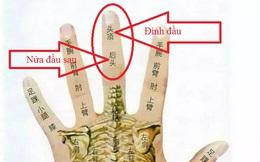 Bôi dầu gió lên đốt ngón tay giữa: Cách hay trong Đông y để phát hiện bệnh về não