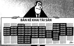 Hà Nội xử lý 1 trường hợp kê khai tài sản không trung thực