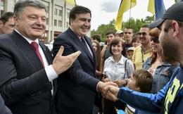 """""""Đôi bạn chống Putin"""" ở Ukraine trở thành kẻ thù"""