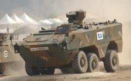 Xe thiết giáp vạn năng đang được Hàn Quốc tích cực chào bán cho đối tác Đông Nam Á