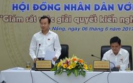 """Ông Nguyễn Xuân Anh: """"Tôi nhiều lần gọi điện cho Giám đốc Sở... nhưng chưa được xử lý"""""""