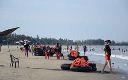 Quảng Ngãi cho phép nhận chìm 62.000 m3 bùn thải xuống biển