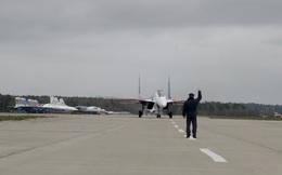 Phi đội tiêm kích Su-30SM sắp đến Việt Nam, sẽ hạ cánh tại sân bay quốc tế Nội Bài