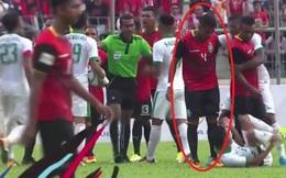 Mất ngôi sao ở trận gặp Việt Nam, Indonesia chỉ trích trọng tài chủ nhà rút thẻ sai
