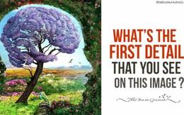 Nhìn thấy gì đầu tiên, thứ đó sẽ phản ánh lên đúng bản chất con người bạn