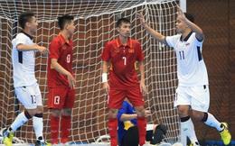 Box TV: Xem TRỰC TIẾP Futsal Thái Lan vs Malaysia (19h00)