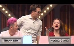 Nhà sản xuất lên tiếng việc nghệ sĩ Trung Dân bị Hương Giang Idol xúc phạm