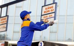 Chính thức điều chỉnh giá bán lẻ xăng dầu từ 15h chiều nay