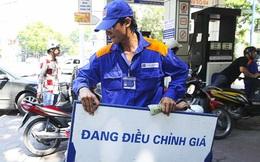Từ 15h chiều nay, giá xăng dầu giảm
