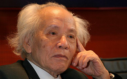 """GS Đinh Xuân Lâm - """"tứ trụ sử Việt"""" qua đời ở tuổi 92"""