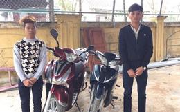 Thiếu niên trộm xe SH kéo suốt 60km vì không biết nổ máy