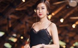 Hoa hậu Đỗ Mỹ Linh đẹp và quyến rũ trong bộ ảnh mới
