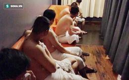 TP.HCM: Phá ổ mại dâm đồng tính nam núp bóng cơ sở y học cổ truyền
