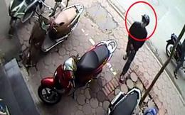 Băng nhóm chuyên trộm xe SH ở Sài Gòn sa lưới