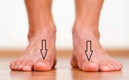 """Một dấu hiệu ở ngón chân cái tiết lộ tình trạng """"bất lực"""" ở nam giới"""