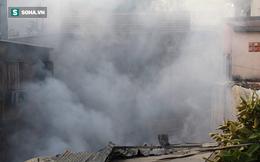 TP HCM: Cháy nhà trong hẻm đầu năm, nam thanh niên 19 tuổi tử vong