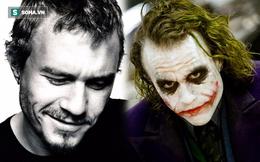 Trên đời này, chẳng tìm được gã Joker nào kinh điển như chàng Heath Ledger đoản mệnh