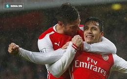 """Giây phút Giroud, cơn giận của Sanchez cùng chức vô địch """"xa mãi không về"""""""