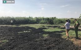 TP.HCM: Phát hiện xả thải trái phép ra môi trường ở chợ Bình Điền