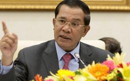 Thủ tướng Hun Sen cảnh báo đảng CNRP có thể bị giải thể nếu cố bảo vệ ông Kem Sokha