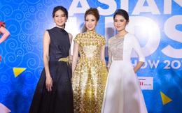 Lần hiếm hoi 3 mỹ nhân đẹp nhất Hoa hậu Việt Nam 2016 hội ngộ, đọ sắc cùng nhau
