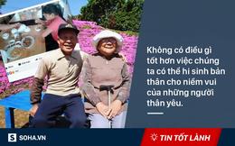 TIN TỐT LÀNH ngày 5/5: Câu chuyện đẹp cho người cha nghèo mang mì tôm đưa con gái đi du lịch dịp lễ