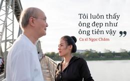 """""""Giai nhân"""" mới của nhạc sĩ Vũ Thành An: Nhờ ý trời sắp đặt, tôi mới có cơ hội gặp gỡ ông"""