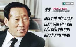 Hai con vật nhỏ bé làm thay đổi số phận người sáng lập tập đoàn Huyndai - Chung Ju Yung