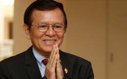 Lãnh đạo đảng đối lập Campuchia chính thức bị buộc tội phản quốc