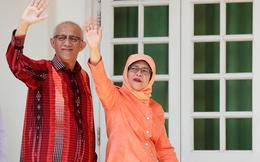 Bà Halimah Yacob đắc cử tổng thống Singapore