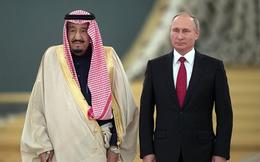 Trung Đông sẽ ra sao sau chuyến thăm Nga của Quốc vương Saudi Arabia?