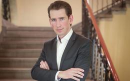 Gia thế đặc biệt của ông Sebastian Kurz, vị lãnh đạo trẻ nhất thế giới