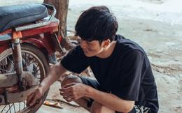 Sự thật về anh chàng sửa xe máy điển trai ở Đắk Lắk được dân mạng tìm kiếm