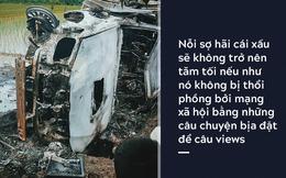 Vụ đốt xe vì nghi thôi miên: Tại sao xuất hiện những ngôi làng hoài nghi và sợ hãi?